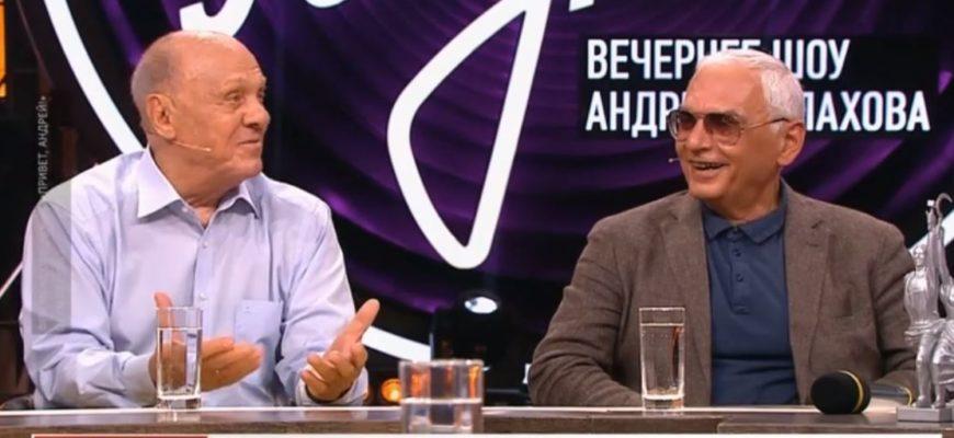 """06.07.2021 - Прямой эфир: """"Памяти Меньшова"""""""